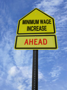 minimum wage increase ahead shutterstock_183525854