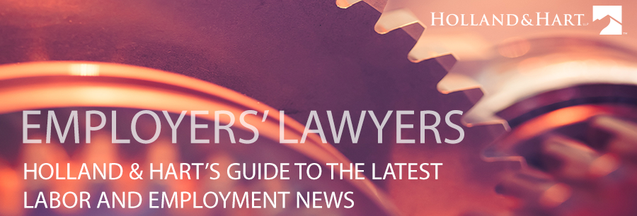 Employers' Lawyers Blog