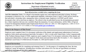 form i-9 revisions  Revised I-10 Forms Ready for Immediate Use | Employers ...