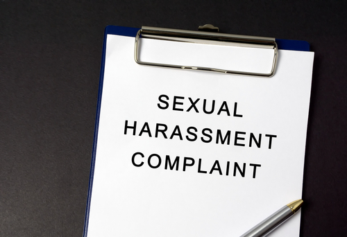 Sexual Harassment Cases Provide Concrete Reason to Change